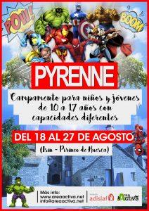 Pyrenne 2017